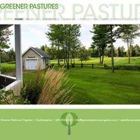 Greener Pastures Organics