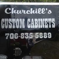 Churchill's Custom Cabinets