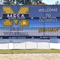 SD Mesa College Women's Beach Volleyball