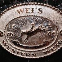 Wei's Western Wear