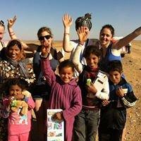 4L Trophy 2012 : Les 4 Elles du désert