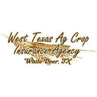 West Texas Ag Crop Insurance Agency LLC