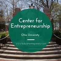 Ohio University Center for Entrepreneurship