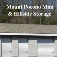 Mt. Pocono Mini Storage & Hillside Storage