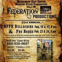Sedalia, MO NFPB Bull Riding & Pro Rodeo
