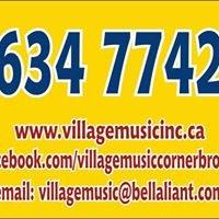 Village Music Inc