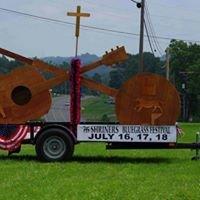 Olive Hill Bluegrass Festival