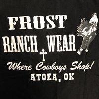 Frost Ranch Wear