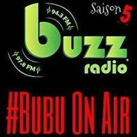Bubu on air sur buzz radio