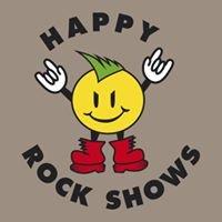 HAPPY ROCK SHOWS