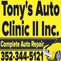 Tony's Auto Clinic II