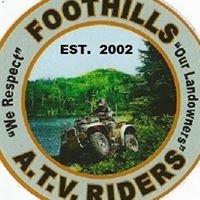 Foothills ATV Riders