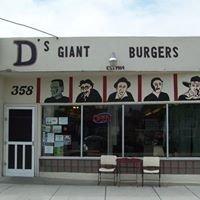 D's Giant Burgers