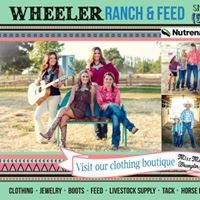 Wheeler Ranch and Feed