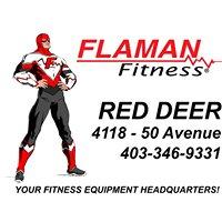 Flaman Fitness Red Deer