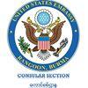 U.S. Embassy Rangoon Consular Section