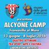 Alcyone Camp - estate  2017
