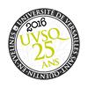 UVSQ - Université de Versailles Saint-Quentin-en-Yvelines