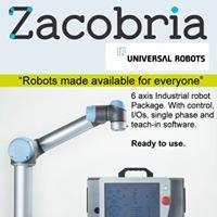 Zacobria-Universal-Robots Robotiq