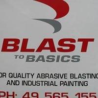 Blast to Basics