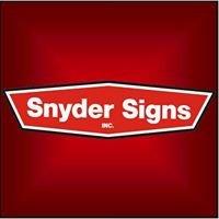 Snyder Signs, Inc.
