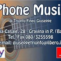 PHONE MUSIC di Trionfo Fineo Giuseppe