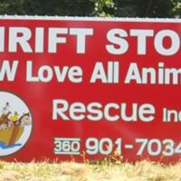 NW Love All Animal  Rescue inc Thrift Store