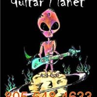 Almighty Guitar Planet