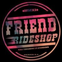 Friend Rideshop