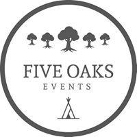 Five Oaks Events