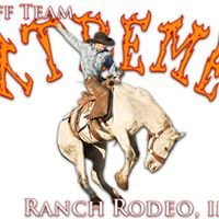 TUFF TEAM XTREME RANCH RODEO
