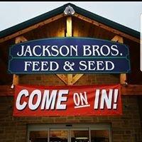 Jackson Bros. Feed on South 11th