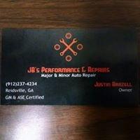 J.B.'s Performance & Repairs