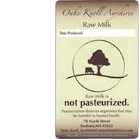 OKA Real  Milk