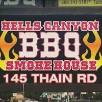 Hells Canyon Smokehouse