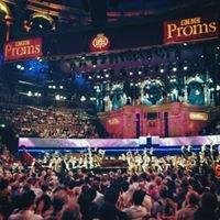 BBC Proms At The Royal Albert Hall, London