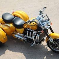 Grinnall Trikes & Midwest Moto