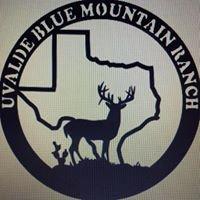 Uvalde Blue Mountain Ranch
