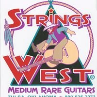 Strings West of Tulsa