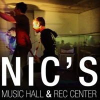 Nic's Music Hall & Rec Center