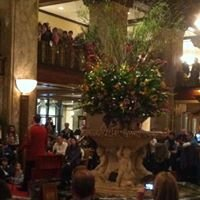 Historic Peabody Hotel, downtown