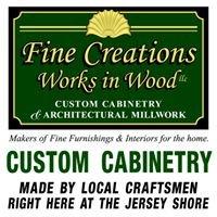 Fine Creations Works in Wood LLC