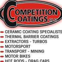 Competition Coatings QLD