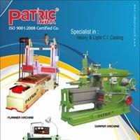 Patric Machine Tools (regd.)