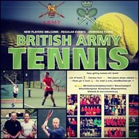 British Army Tennis