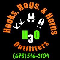 """Hooks Hogs & Horns """" H3O"""""""