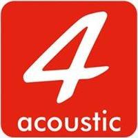 4-Acoustic Pro Audio Germany