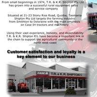T.R & K.R Shipton Pty Ltd