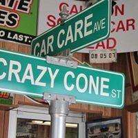 Shafer's Crazy Cone