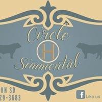 Circle H Simmental